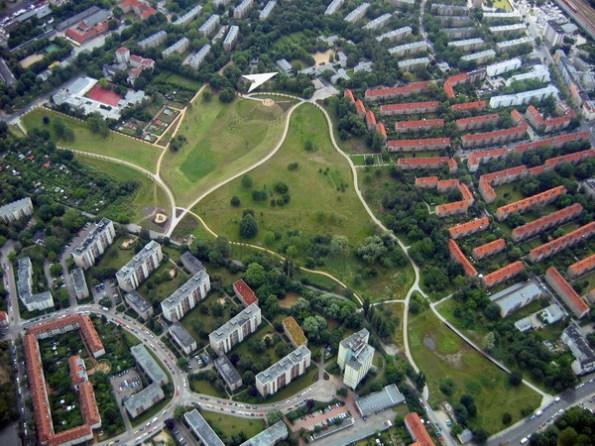 Spandau - Ein Luftbild