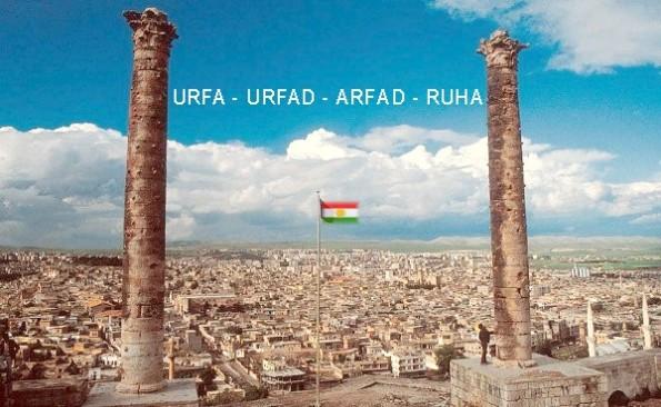 URAF - URFAD - ARFA - RUHA - RUHAYÊ