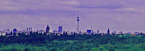 Berlin - Panorama View