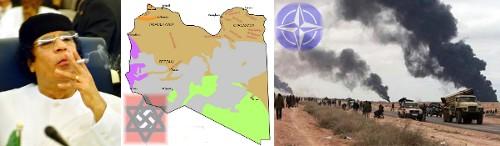 NATO-Überfall auf Libyen