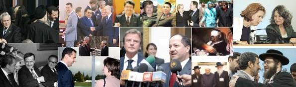 NATO-Juden besetzen Vorderen Orient