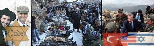 Erdogans schmutzige Türkei mordet in Kurdistan