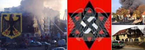 Nazismus und Zionismus - Pest und Terror überall!
