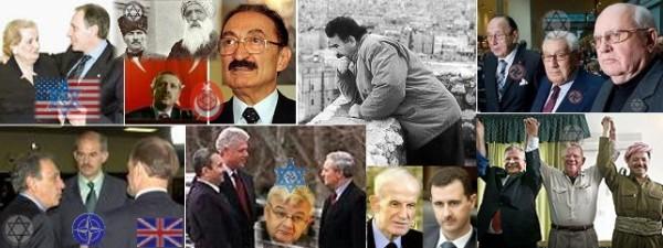 Das Komplott des Weltjudentumsgegen gegen PKK 1998