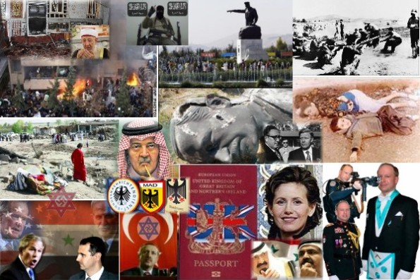 The Criminal Terrorwar of the Jewish NATO versus Syria and Kurdistan